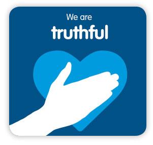 Quantum Foods Values: Truthfull